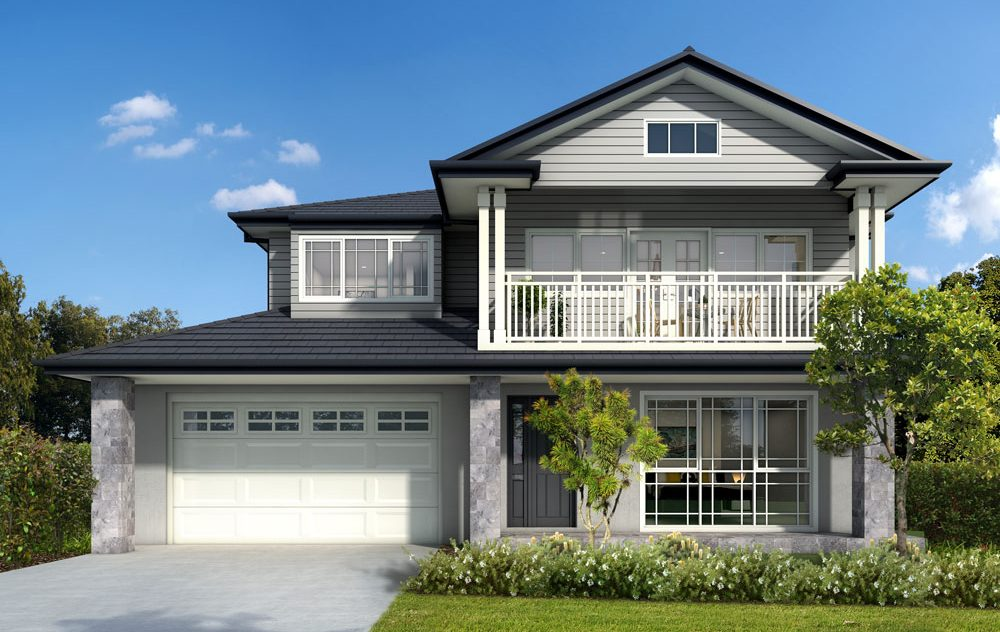 The Brookhaven 44 is a stunning  5 bedroom, 5.5 bathroom home design open for viewing in Sydney
